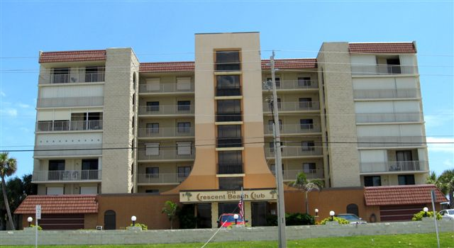 Crescent Beach Club Condominums - Structural Retrofit and Repairs