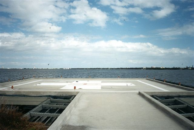 Helicopter Pad - Cape Canaveral Hospital