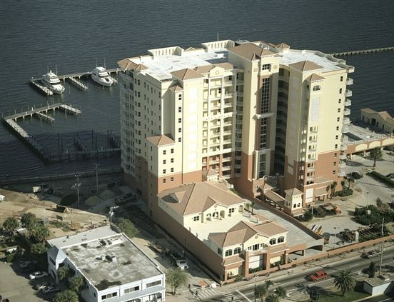 Whitley Bay Condominiums, Building 1 - Cocoa